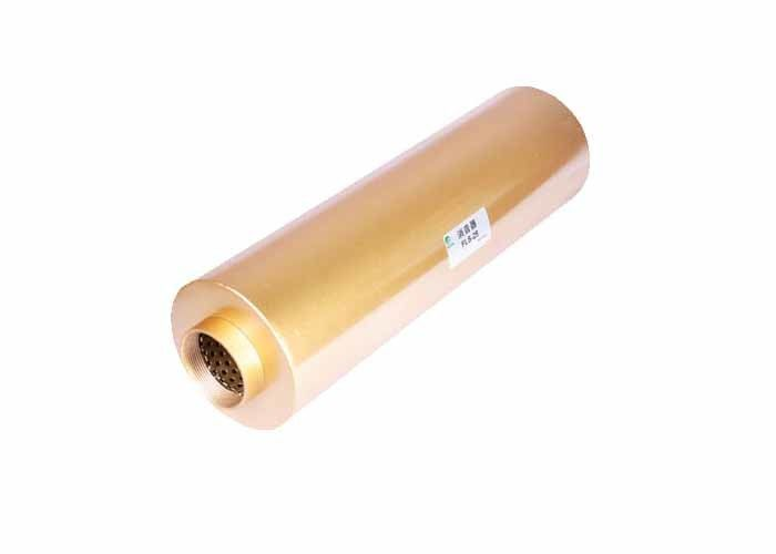 "G1 1/2"" Standard Thread Connection Silencer For Side Channel Blower To Reduce The Noise"